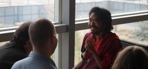 Yongey Mingyur Rinpoche und die Tergar Instruktoren. Foto: Tergar International