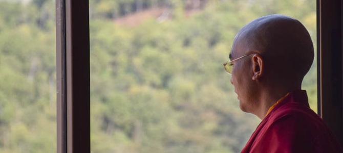 Yongey Mingyur Rinpoche. Foto: Jamyang Choedak