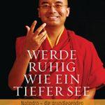 Werde ruhig wie ein tiefer See von Yongey Mingyur Rinpoche