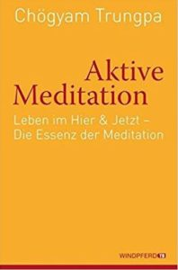 Trungpa, Chogyam: Aktive Mediation