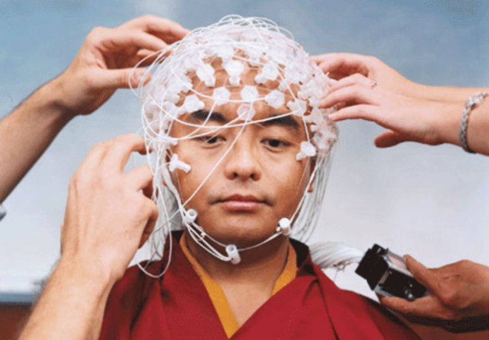 Yongey Mingyur Rinpoche - Richard Davidson Interview