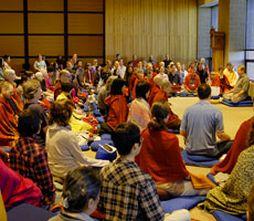 Mitmachen und Meditieren