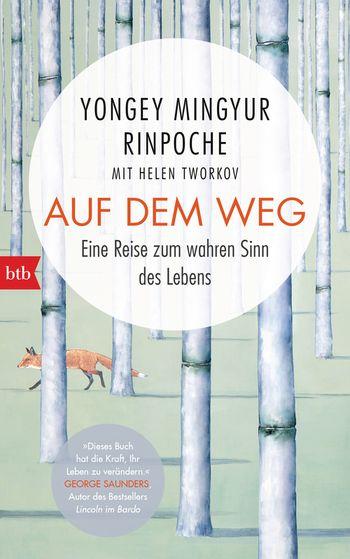Buch-Cover: Yongey Mingyur Rinpoche - Auf dem Weg